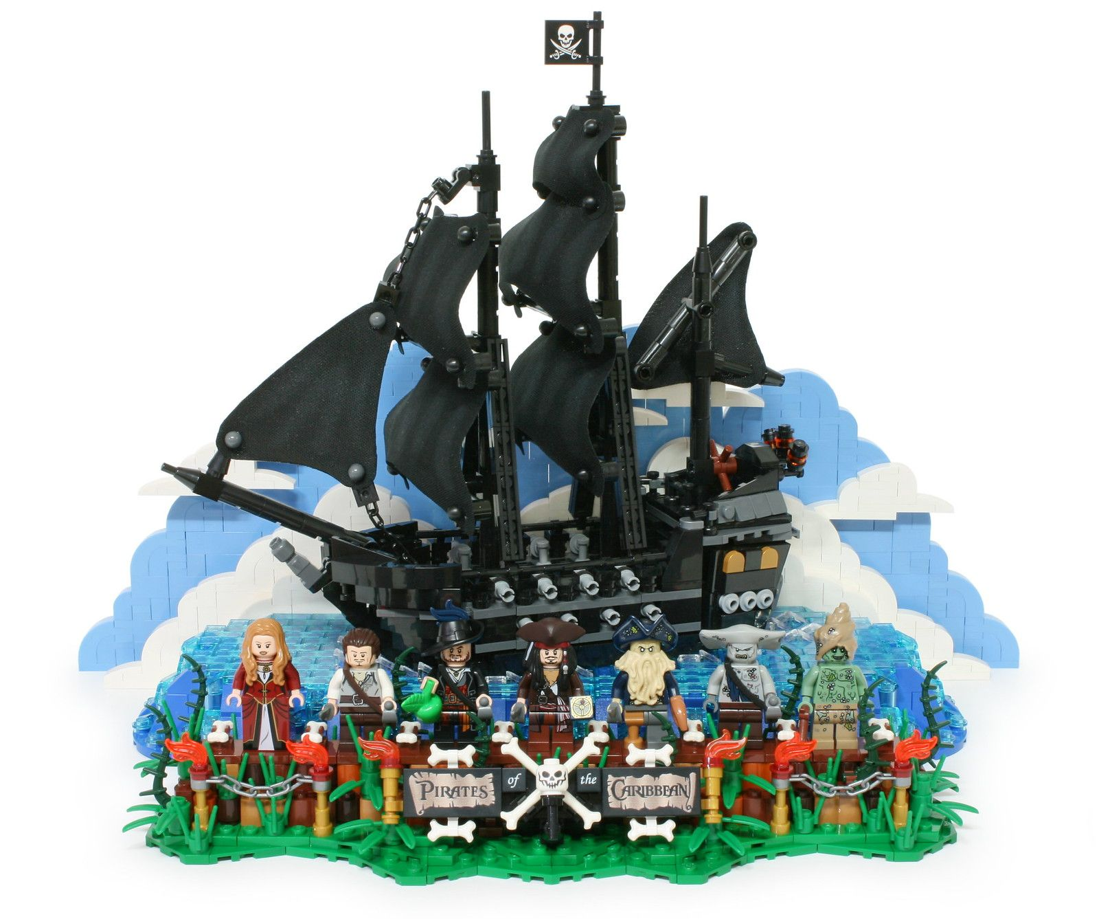 Lego The Movie Pirates Of The Caribbean Pirates Of The Caribbean Lego Pirates