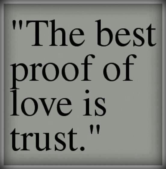 Quotes About Trust And Love In Relationships Captivating Yes It Is If There Is No Trust And Demanding Ridiculous Things