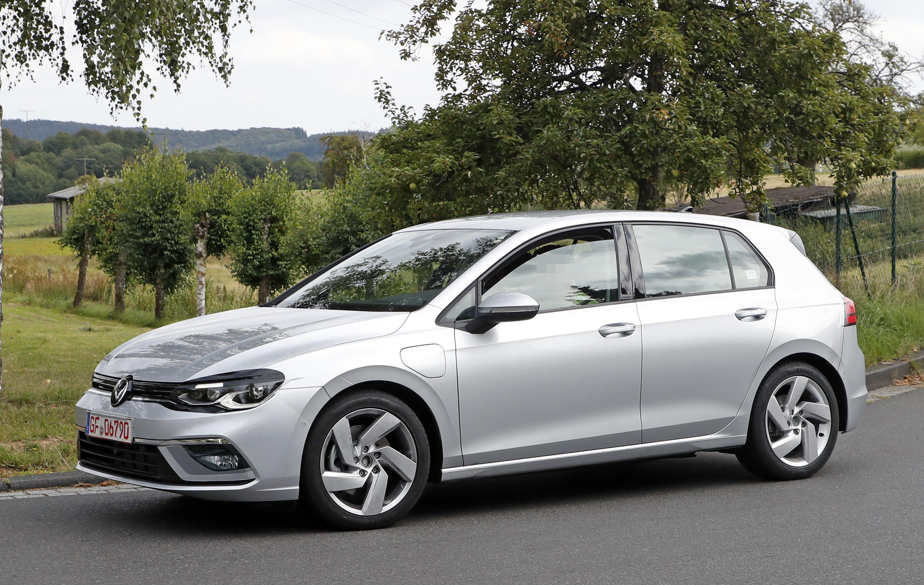 2020 Volkswagen Golf 8 Gte In 2020