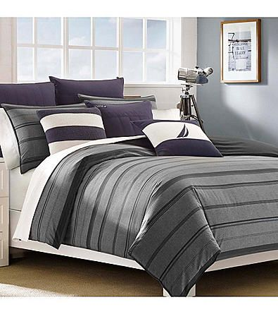 Nautica® Sebec Comforter or Duvet Set | Bon-Ton
