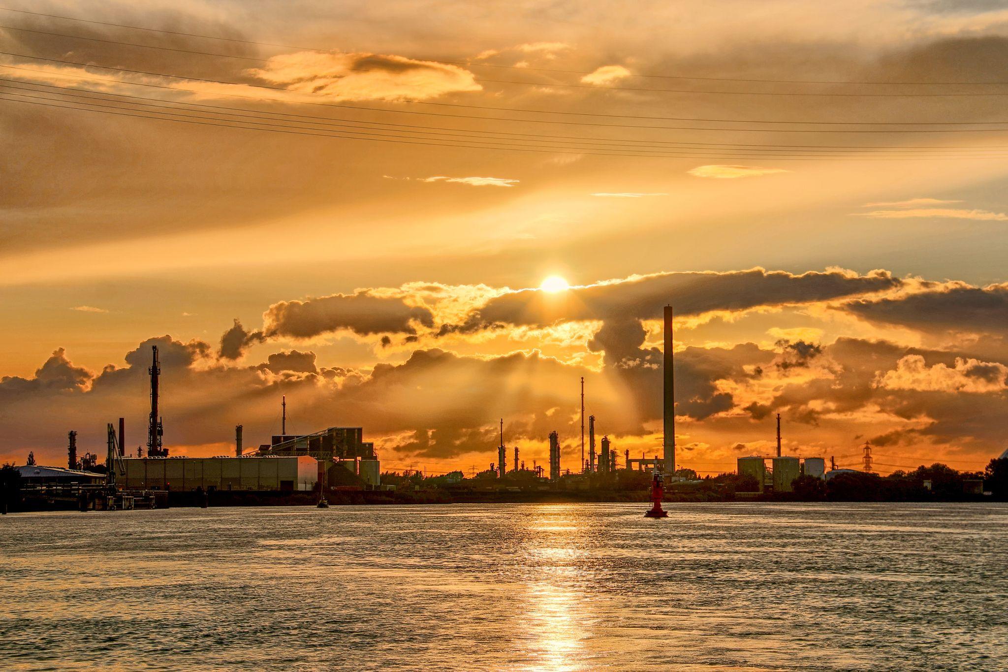 Industrial Skyline By Sabine Wagner On 500px Schonste Stadt Der Welt Welt Und Fotos