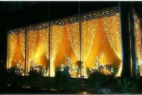 bchristmas light decorations for windows decorations led christmas light holiday decorative led waterfall light