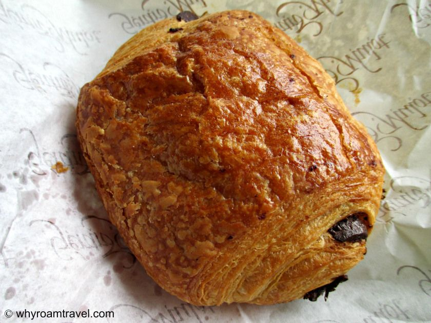 Where To Find the Best Pain Au Chocolat in Paris