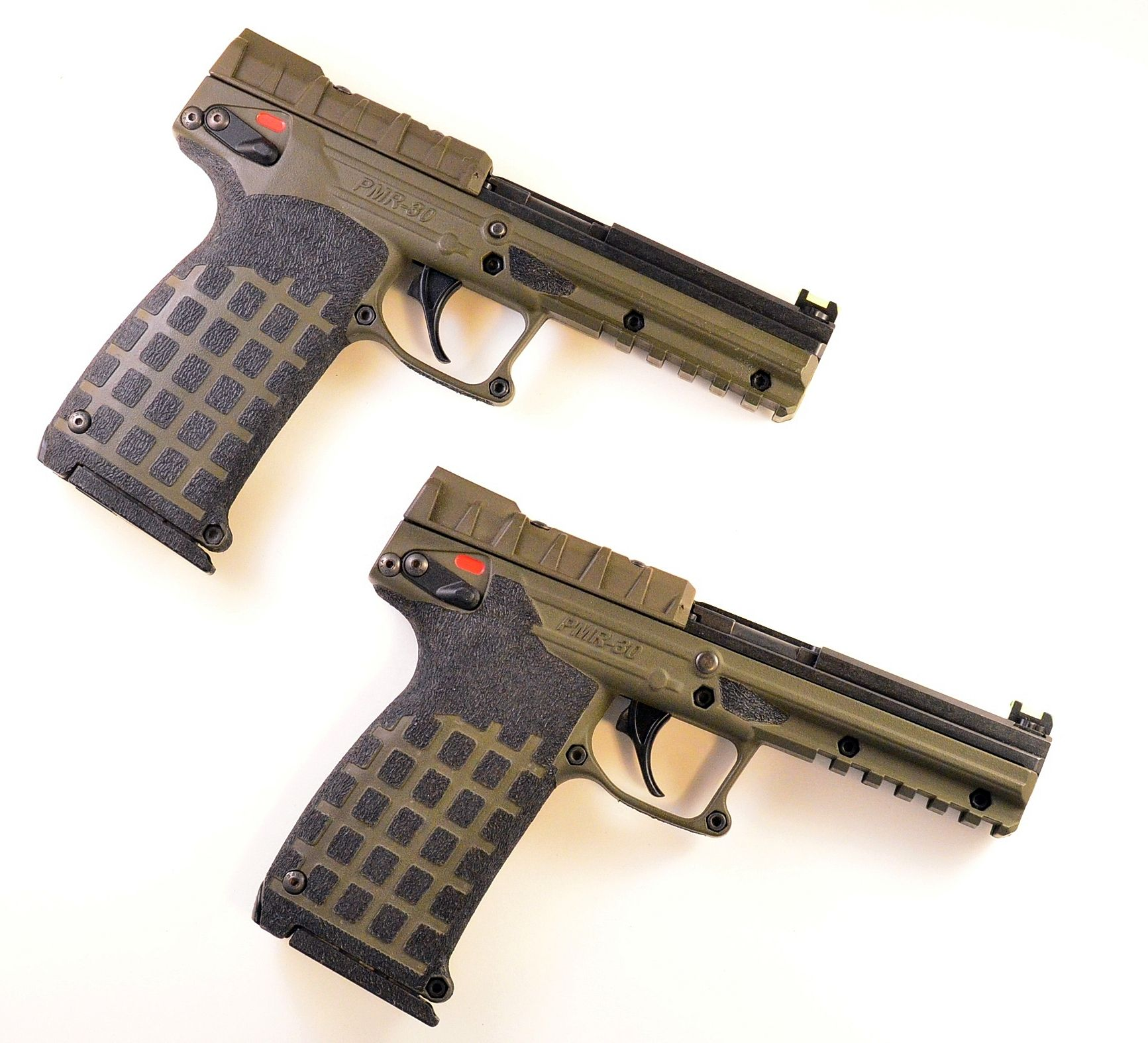 This is a PAIR of Kel-Tec, PMR-30s for 2 brothers  The