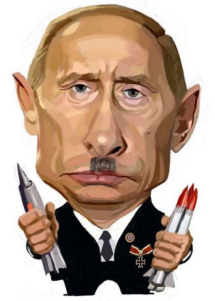 Путанка Фото Карикатура На Путина