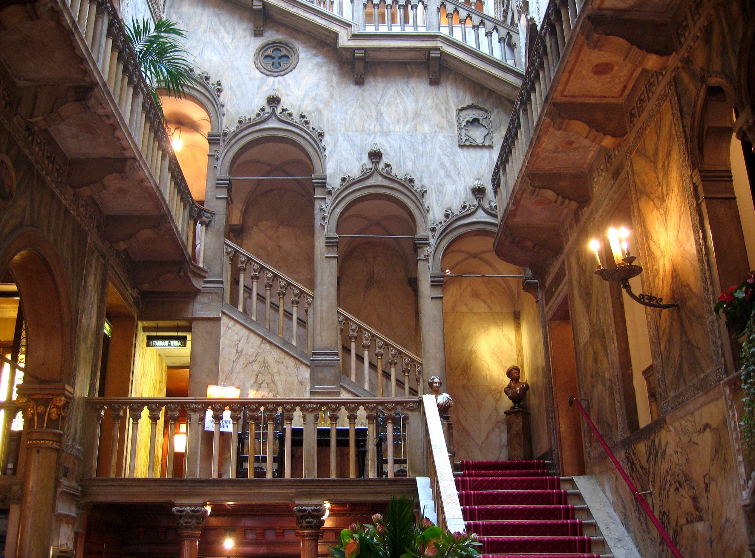 Venice hotel danielli amazing hotel in beautiful center venice was another world