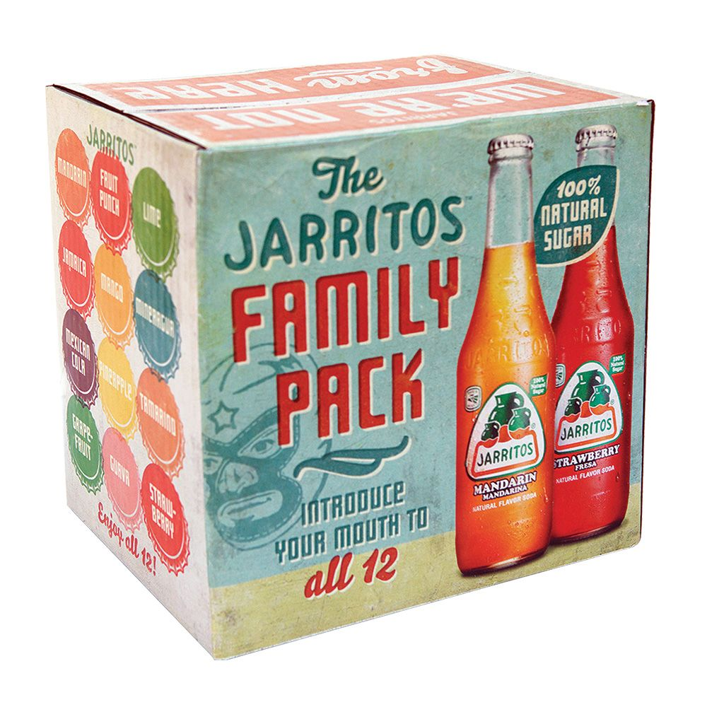 Jarritos family pack