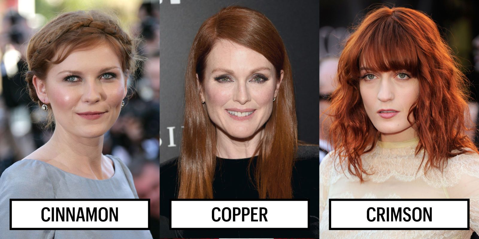 How To Find The Best Red Hair Color For You Red Hair Hair