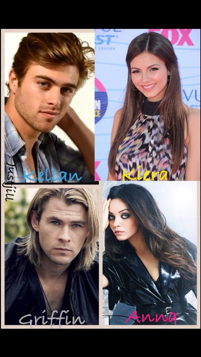 Thoughtless- Kellan, Kiera, Anna, & Griffin..