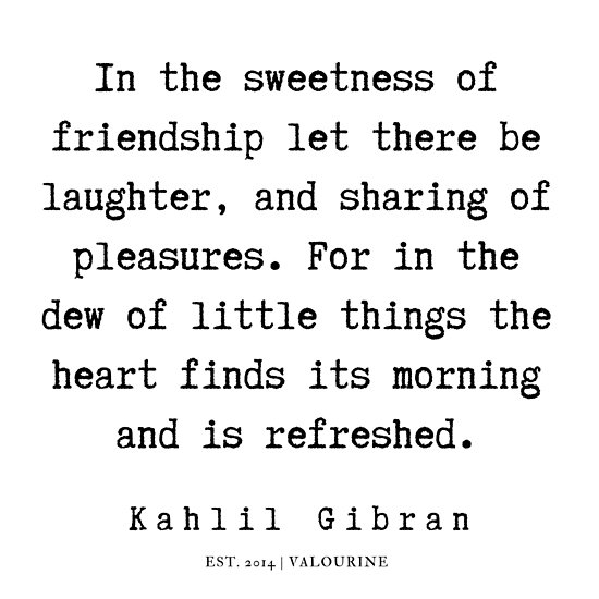 42  | Kahlil Gibran Quotes | 190701 Poster by QuotesGalore