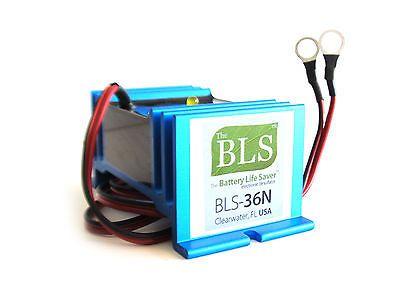 Other Vehicle Electronics Battery Life Saver Bls 36n Reviver Desulfator Golf Cart Buggy 36v Buy It Now Only 139 95 On Ebay