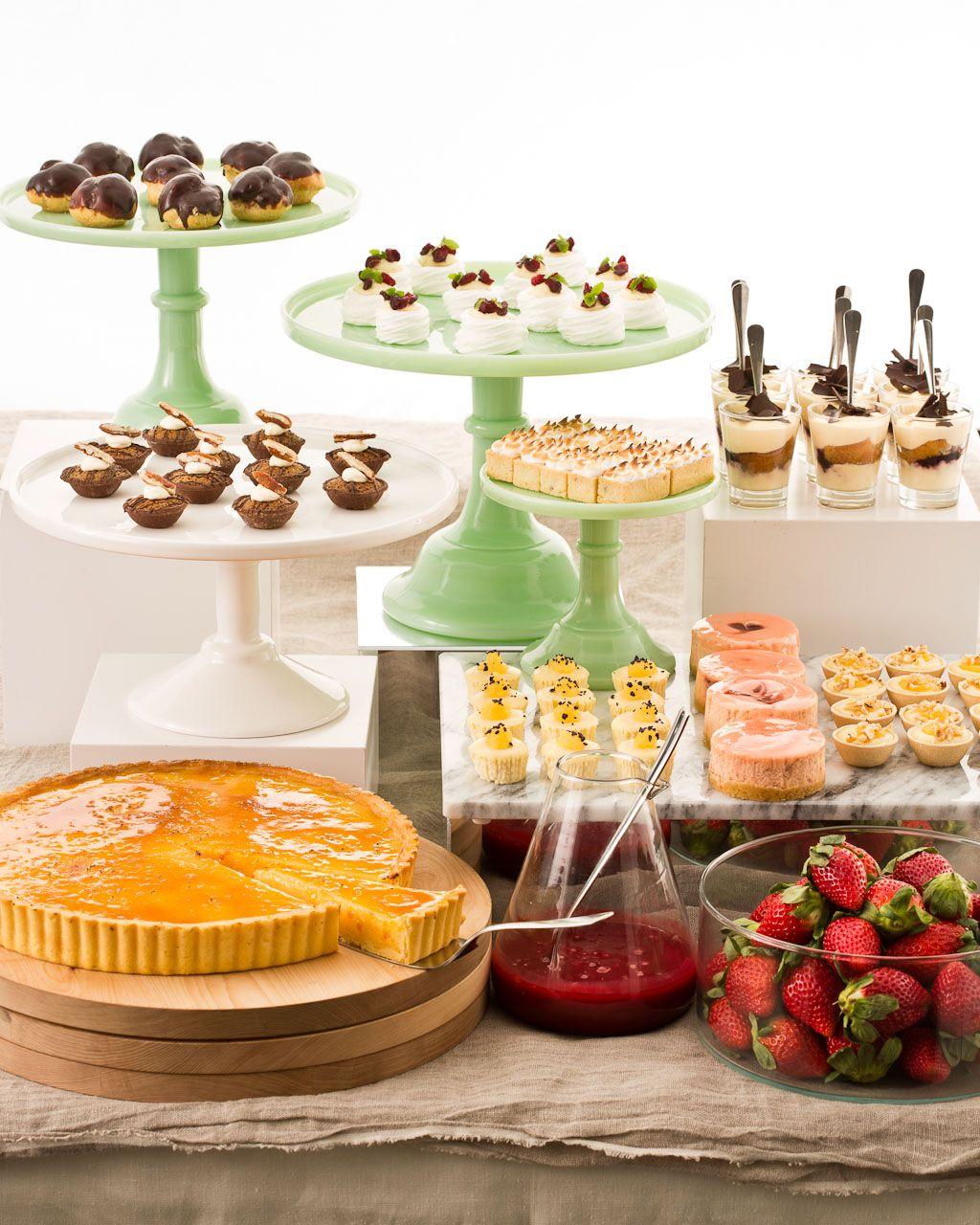 Wedding Corporate Catering Services Melbourne Peter Rowland Dessert Buffet Desert Buffet Desserts