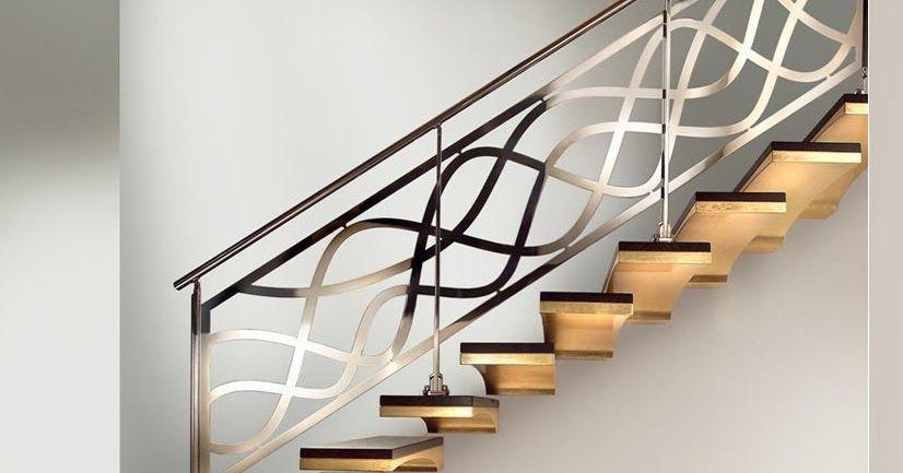 Best Outdoor Stair Railing Ideas Stair Railing Design Steel 400 x 300
