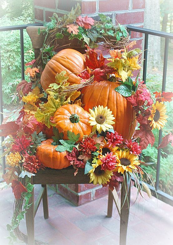 The Fall Switcheroo Fall Decorations Porch Autumn Decorating Fall Arrangements