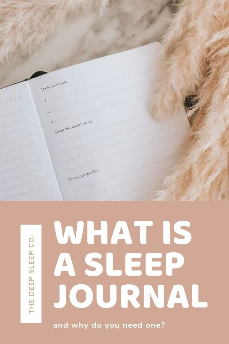 What is a sleep journal, and why do you need one? Are you looking for a better night's sleep, but not sure where to start? Try the therapeutic and healing process of journaling for a restful sleep.