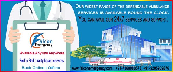 Train Ambulance Services from Delhi Get Train Ambulance