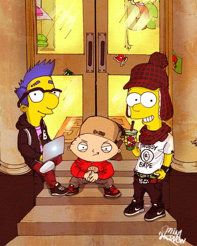 The simpsons !