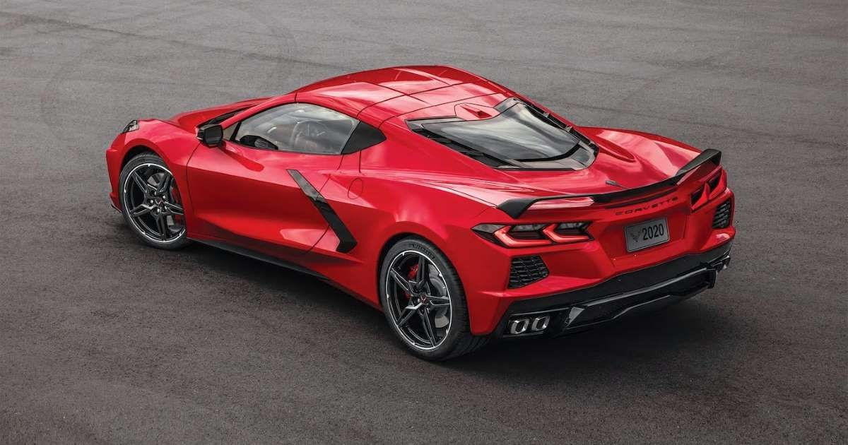 Revealed Mid Engine 2020 Chevrolet Corvette Stingray Makes 495 Horsepower Corvette Stingray Chevrolet Corvette Chevrolet Corvette Stingray