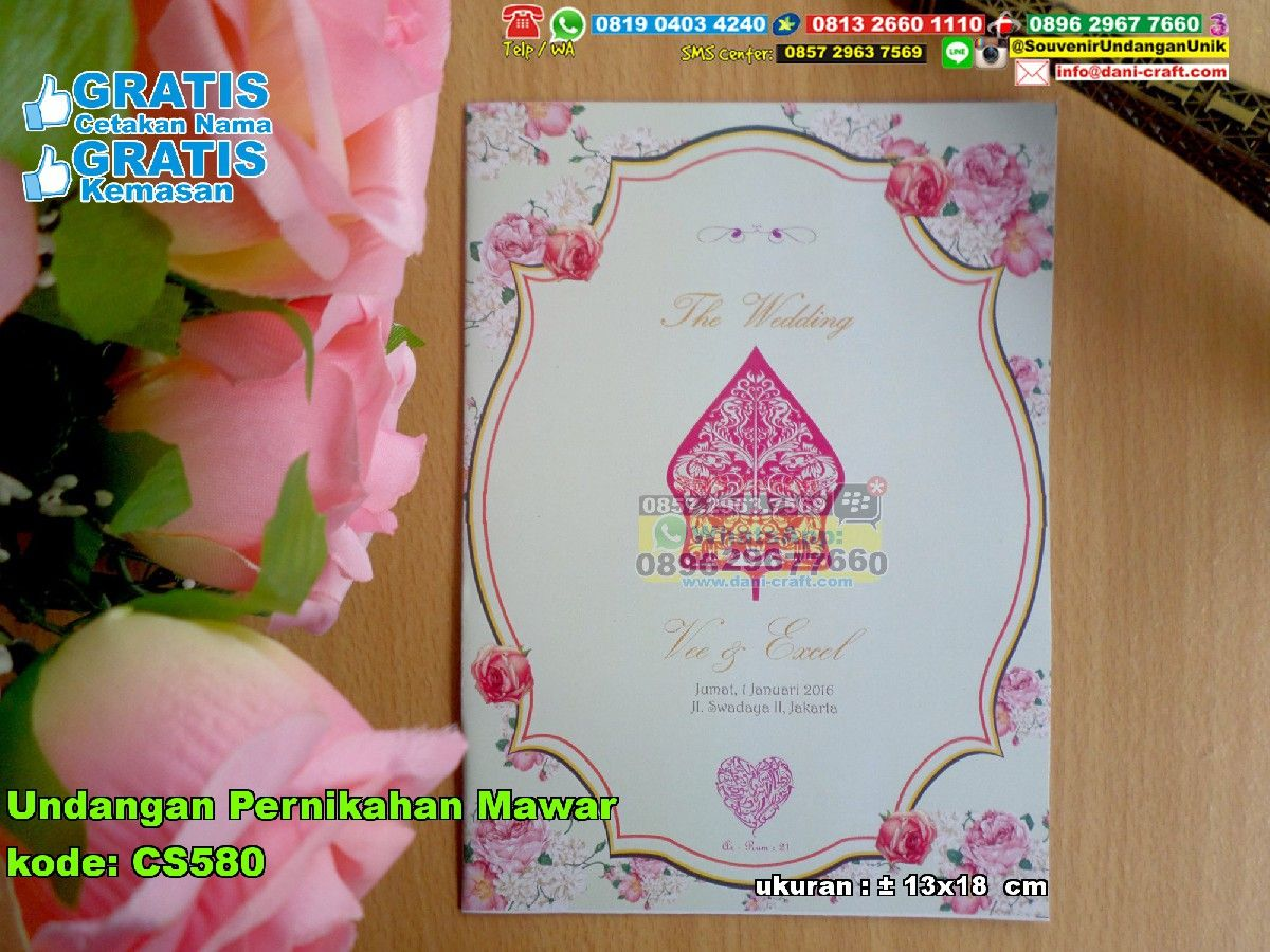 Undangan Pernikahan Mawar Wedding Concept Pinterest Sovenir Pin Jilbab Bahan Plastik Grtis Kartu Weding Sms Wa Telp 081326601110 Bbm 5b 909 A4a
