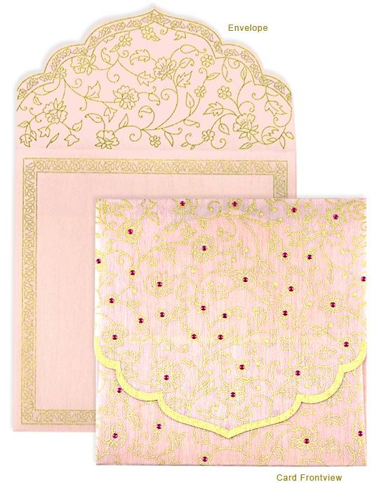 Indian Marriage Invitations Indian Wedding Invitation Cards