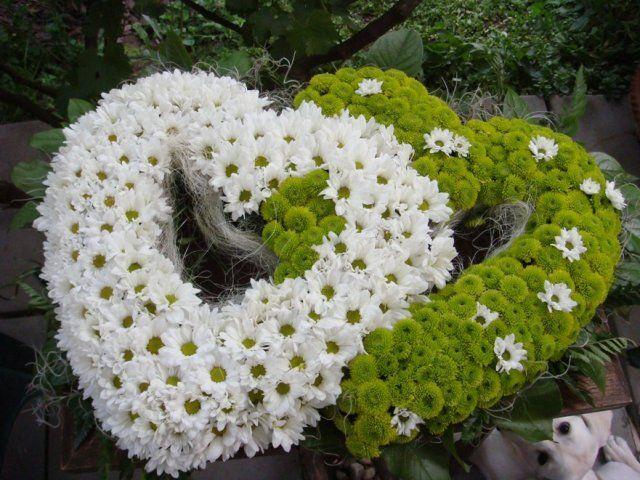 flor forma de corazon - Buscar con Google
