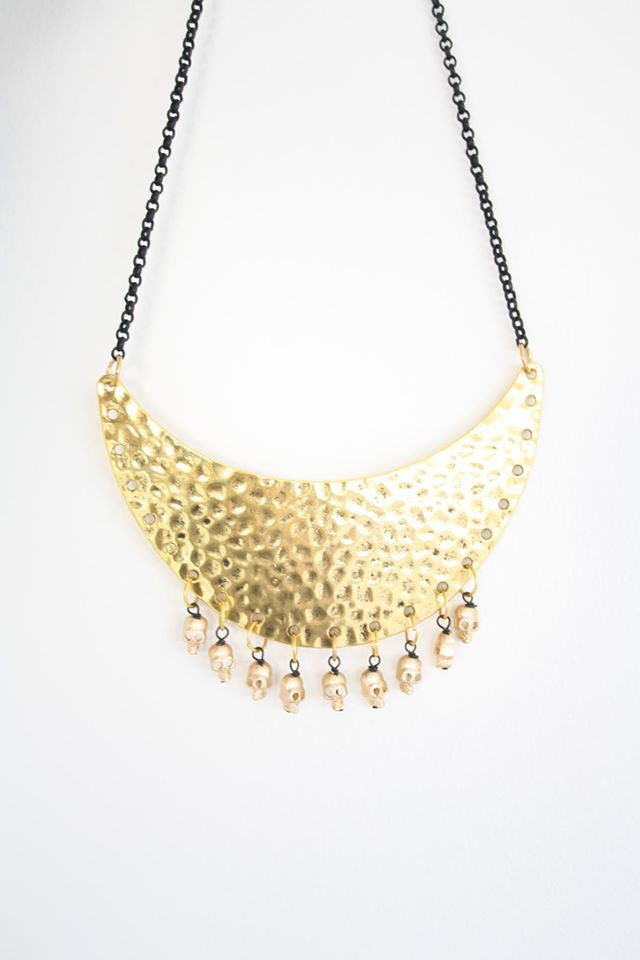 Necklace made by Lindsays