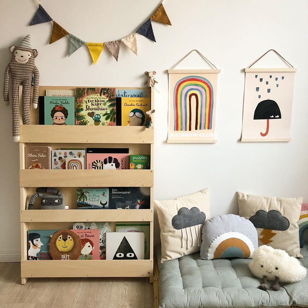 Seriously, These Scandi-Chic Kids' Bedroom Ideas A