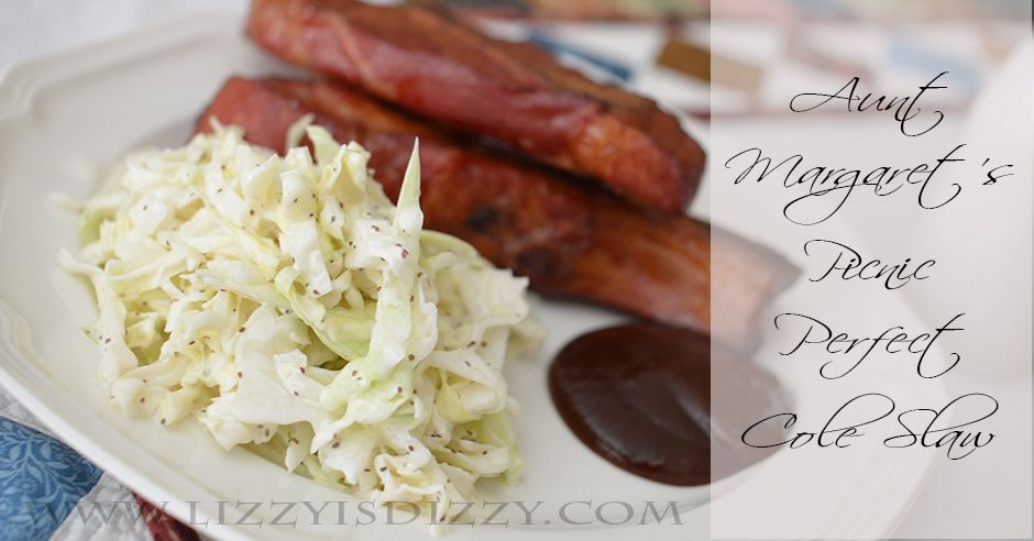 This family recipe for Cole Slaw will become a picnic mainstay!