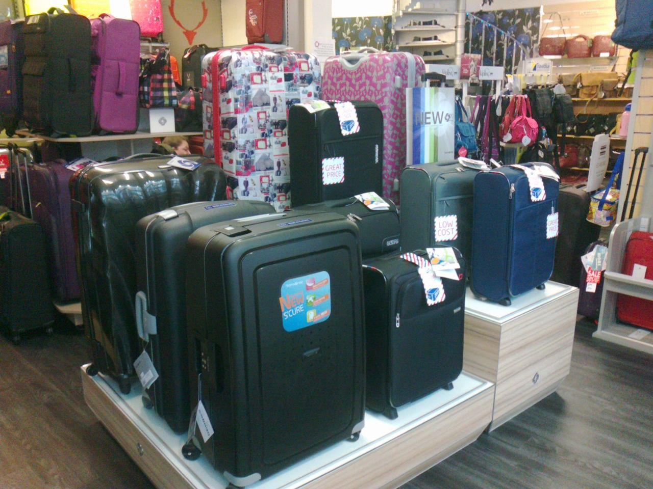 Samsonite Luggage http://www.luggage-case.co.uk/ | My own ...