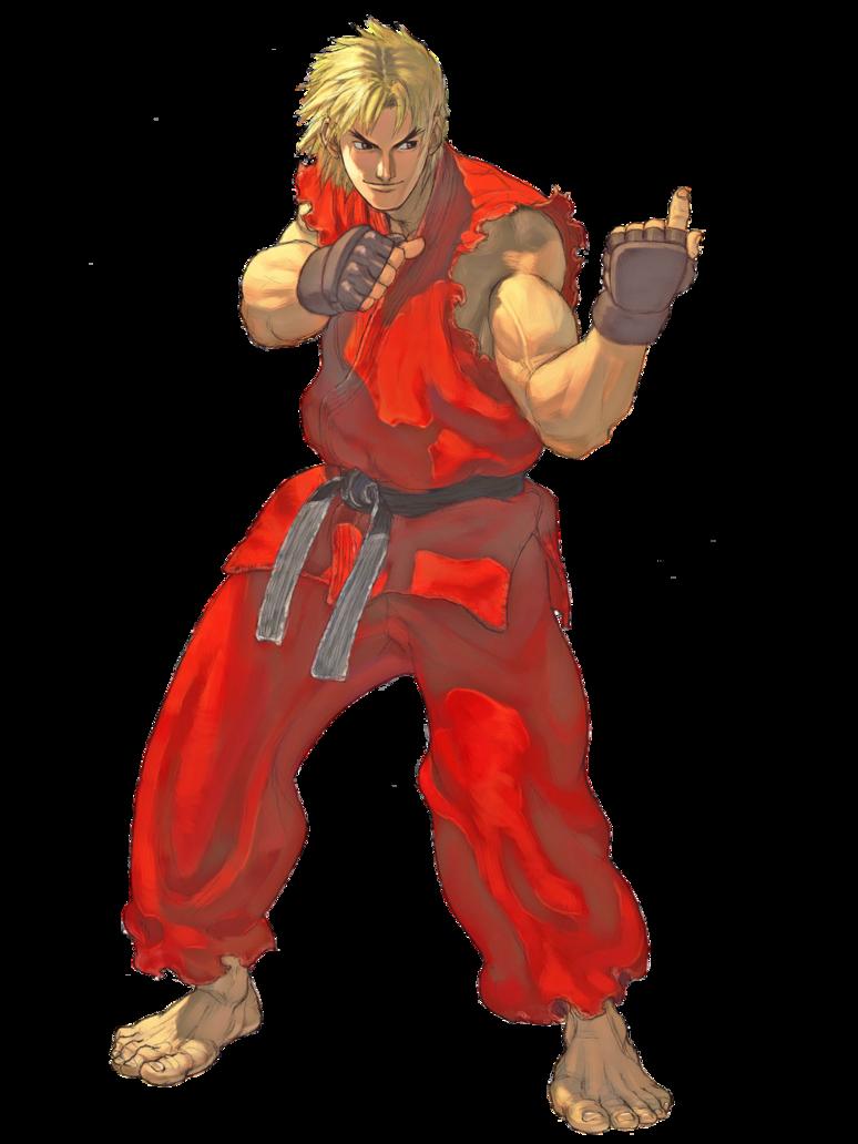 Street Fighter Iii 3rd Strike Ken By Hes6789 Ryu Street Fighter Street Fighter Characters Street Fighter Iii