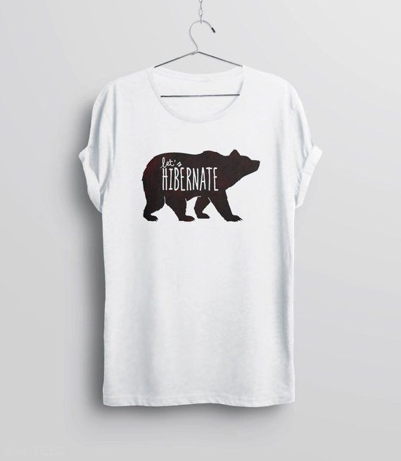 09c1bd3e Boho Graphic Tee | Bear Shirt, Sleeping Shirt, Hipster Graphic Tee for Women,  Funny Quote Shirt with
