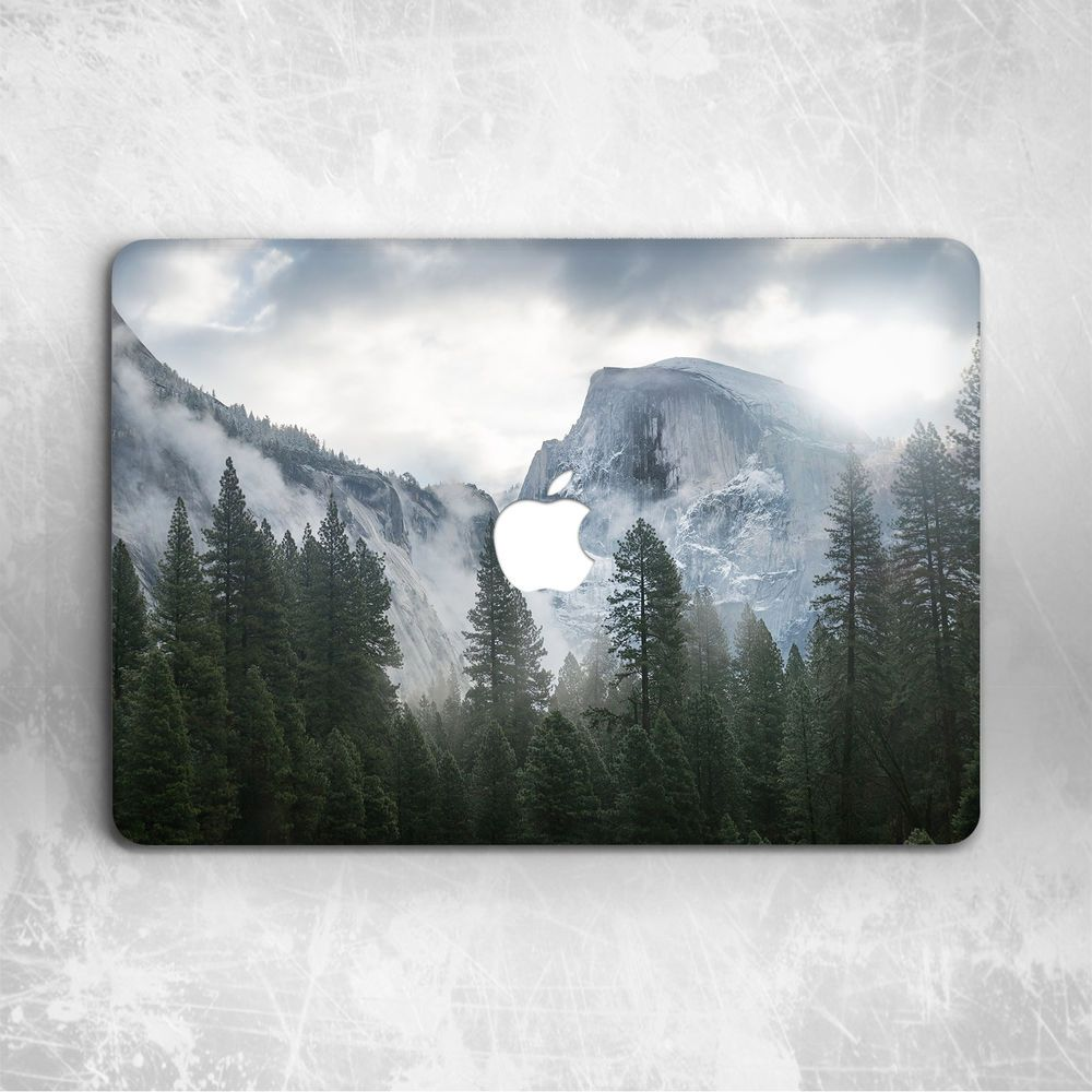 Details about Yosemite Mountains Nature Hard Cover Case