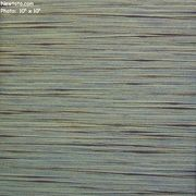 """3 1/8 Yard Remnant of """"Turnabout - Horizon"""" Iridescent Striae Stripe Upholstery…"""