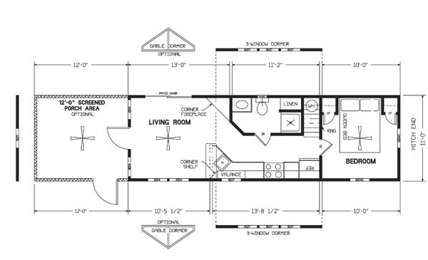 Available Floorplans From Lil Lodges Floor Plans Tiny House Design Tiny House Floor Plans