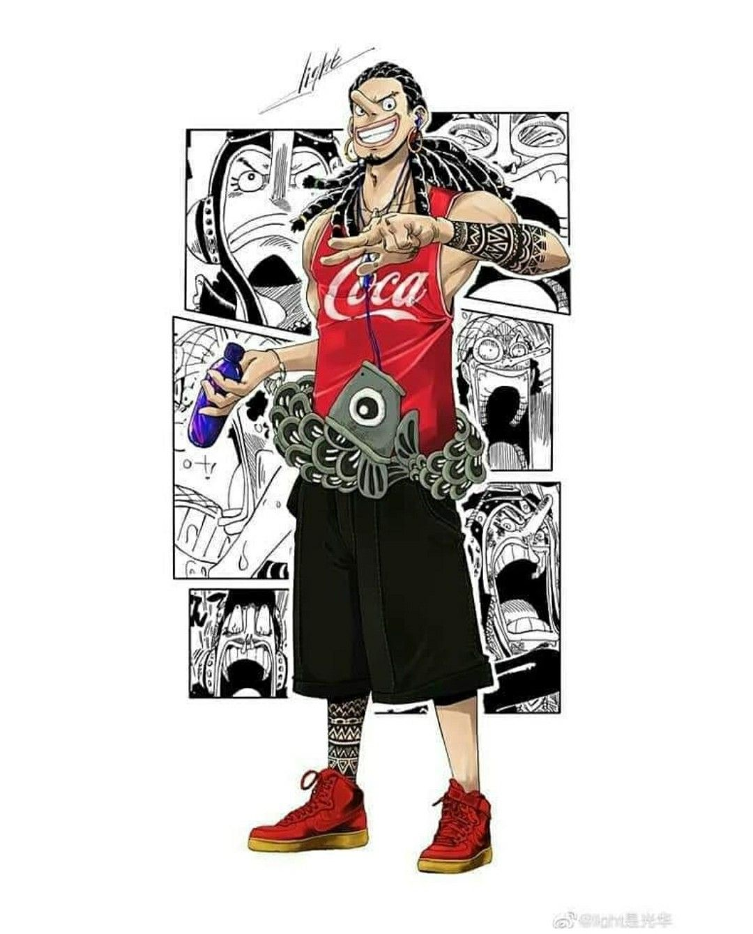 One piece anime image by Izmi Mirai on SHP & family in