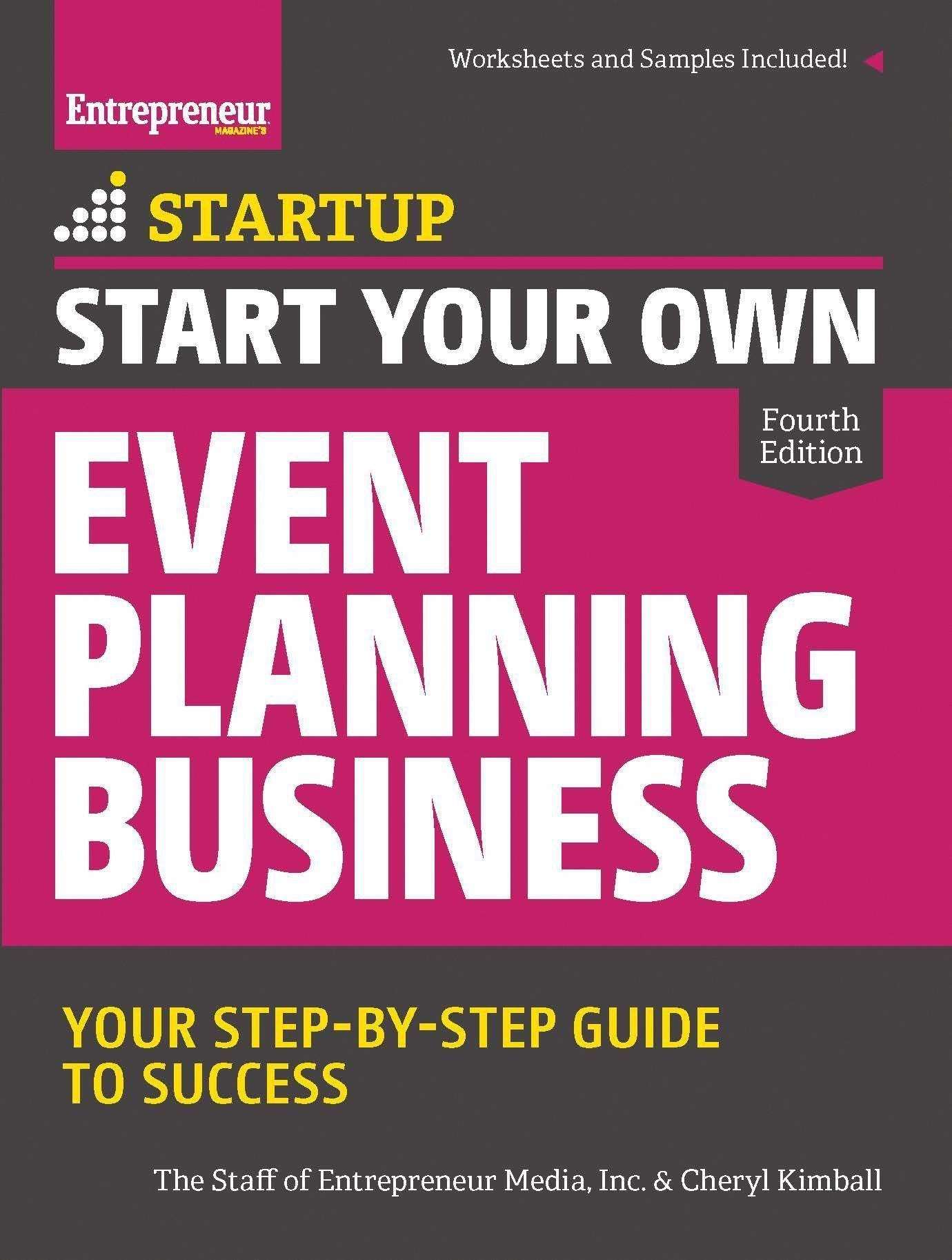 START YOUR OWN EVENT PLANNING BUSINESS AND CELEBRATE ALL