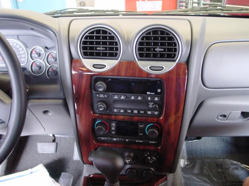 Upgrading The Stereo System In Your 2002 2009 Gmc Envoy Gmc