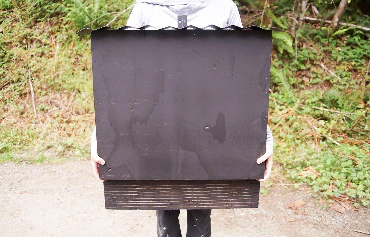 Diy bat box wagner spraytech in 2020 finding a house