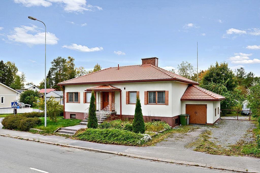 Myydään Omakotitalo Yli 5 huonetta - Vaasa Vetokannas Gerbyntie 35 - Etuovi.com 9420399