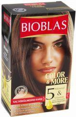 Bioblas 7 99 Badem Kahve Sac Dokulmesine Karsi Sac Boyasi Makyaj