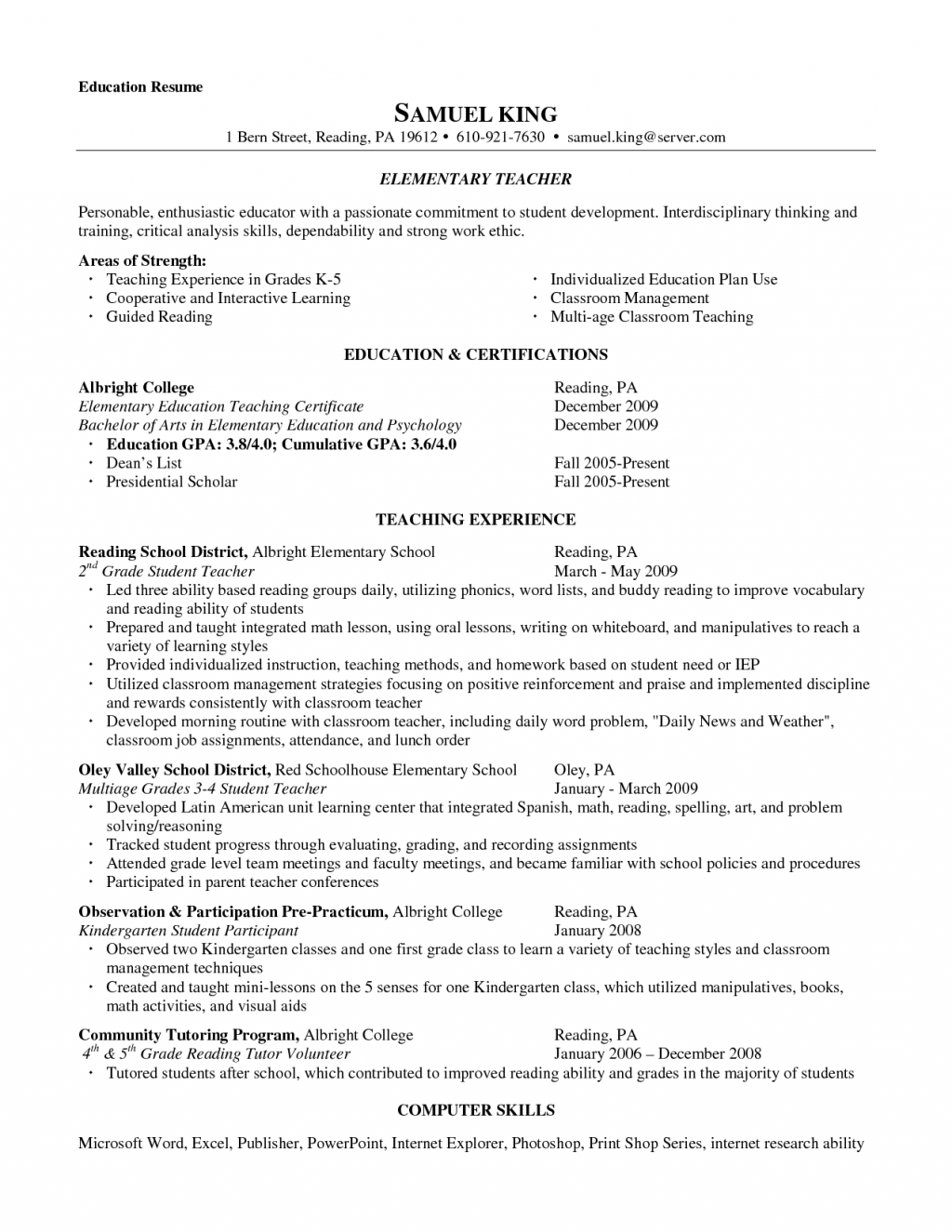 pre k teacher resume examples pinterest resume examples and teacher