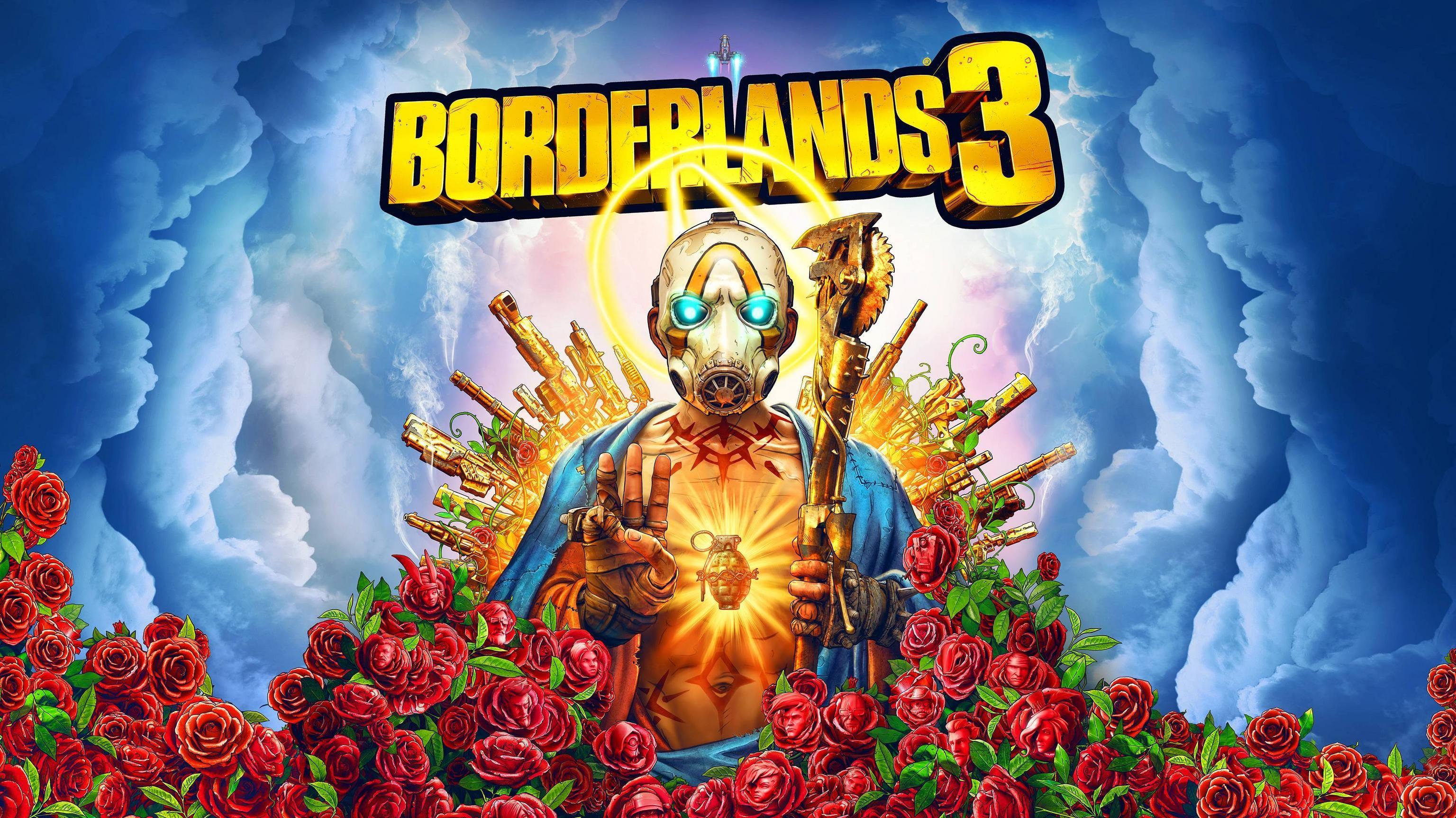 Borderlands 3 Cover Borderlands, Borderlands series