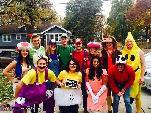 Mario Kart - Halloween Costume Contest at Costume-