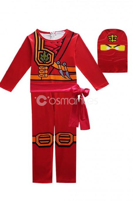 LEGO Ninjago Kids Cosplay Costume #deguisementfantomeenfant
