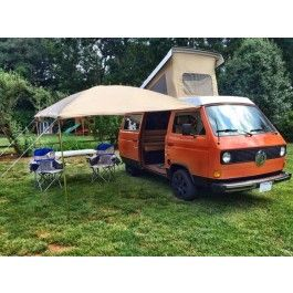 Ezy Awning Plus - LARGER Version - Beige (With images ...