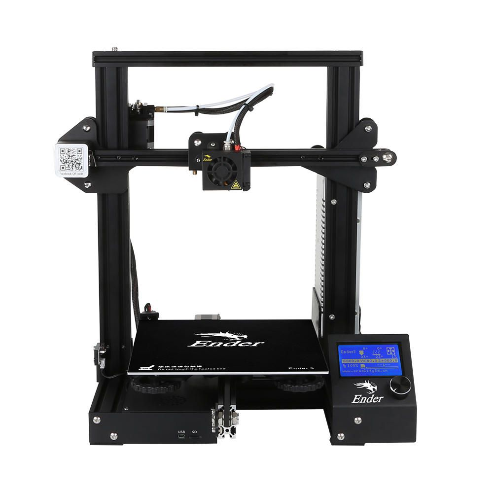 Creality 3D® Ender-3 Prusa I3 DIY 3D Printer Kit