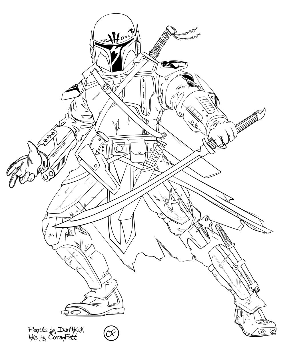 coloring star wars Google Search Coloring pages