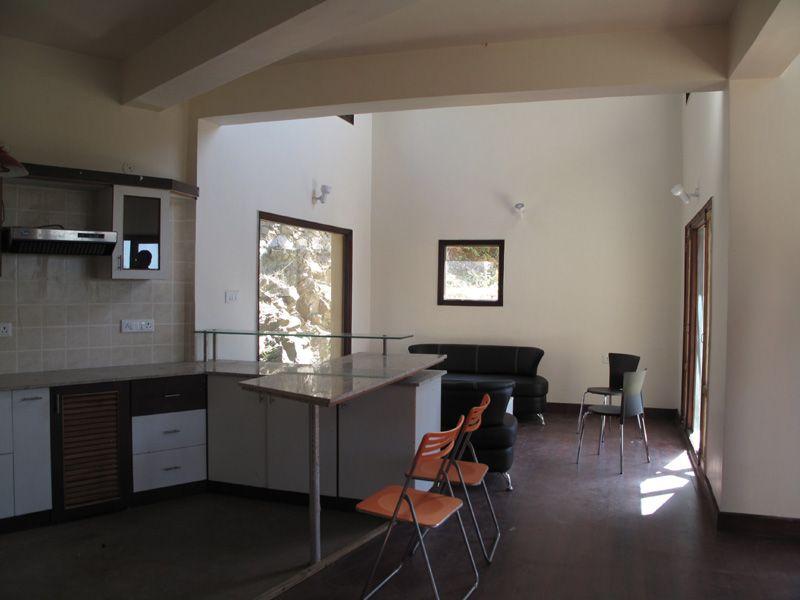 Open Kitchen, Design by Architect: Nilanjan Bhowal