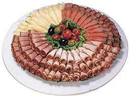 looks like a wonderful buffet tray.