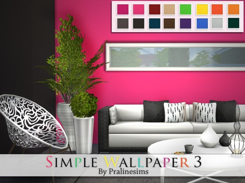 By Pralinesims Found In Tsr Category Sims 4 Walls